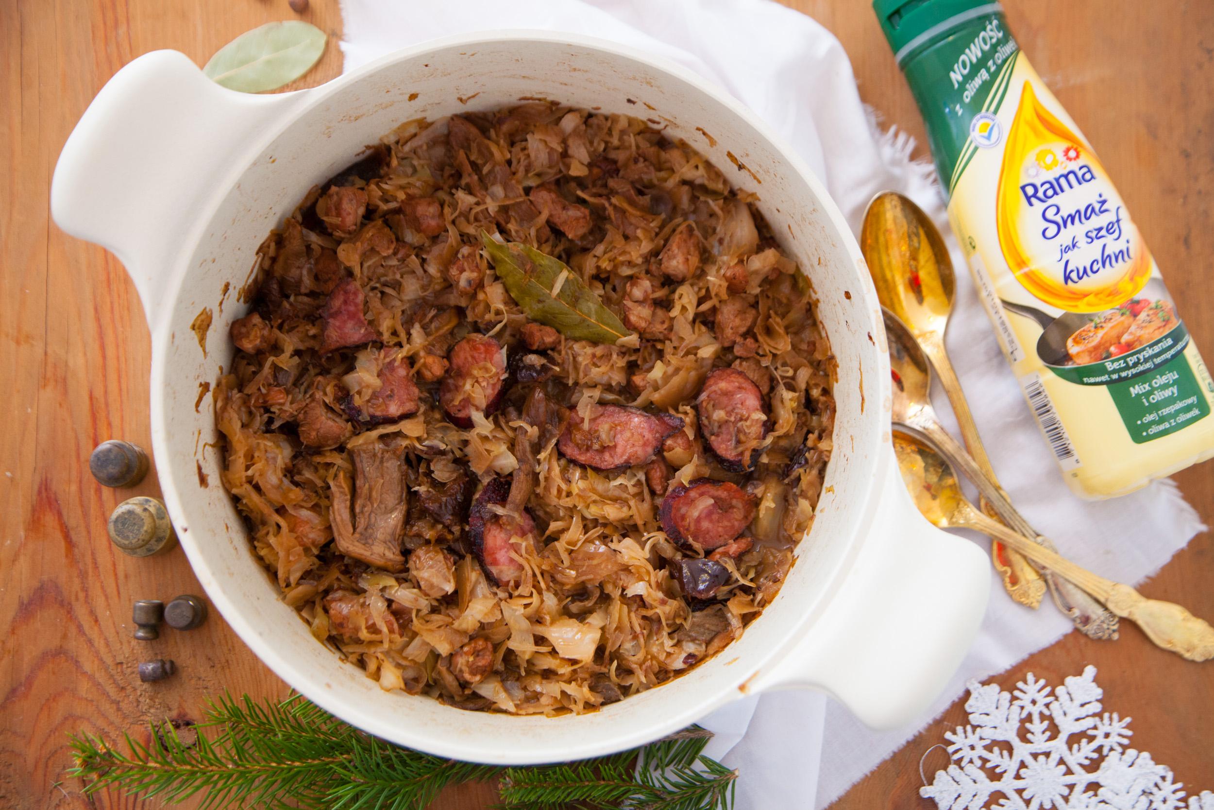 Bigos najlepszy krok po kroku Podejmuj wyzwanie z Ramą Smaż jak szef kuchni!   -> Urządzanie Kuchni Krok Po Kroku